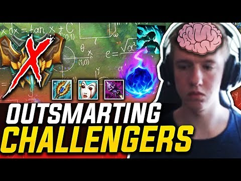 FROGGEN | OUTSMARTING EUW CHALLENGERS - IT WAS ALL PLANNED !!