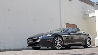 2015 Aston Martin Rapide S Review| Exhaust/Test Drive | Morrie's Luxury Auto
