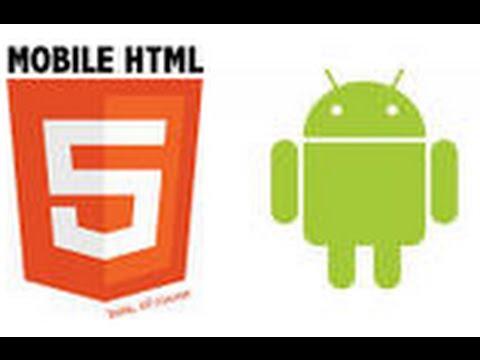 Cara Membuat Aplikasi Android Sendiri dengan Modal Bahasa HTML ...