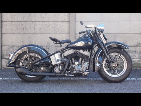 1940 ul harley davidson flathead youtube. Black Bedroom Furniture Sets. Home Design Ideas