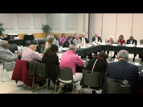 11.30.17 Nash County Commissioners and the Board of Education Joint Meeting