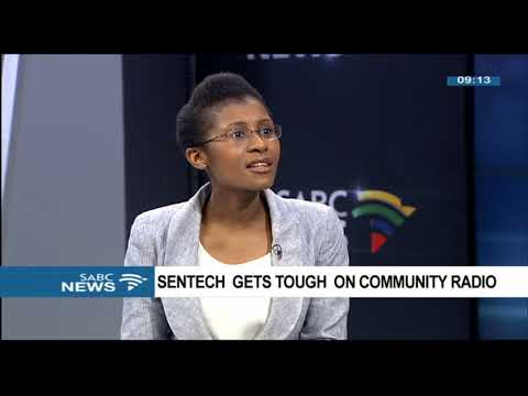 DISCUSSION: Sentech gets tough on owing community radio stations