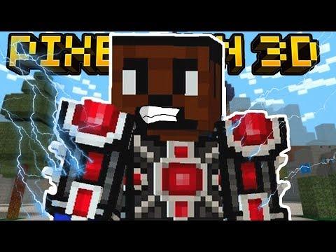 LEVEL 27 IS THE BEST!! | Pixel Gun 3D