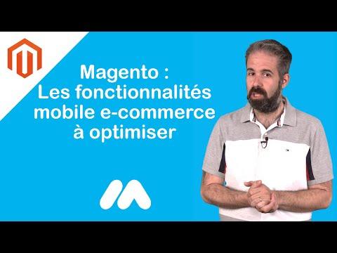 Magento : Les fonctionnalités mobile e-commerce à optimiser - Tuto e-commerce - Market Academy thumbnail