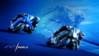 R History. Your Future. We R1. Yamaha YZF-R1M & YZF-R1