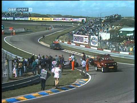 F1 Grand Prix Zandvoort/Holland 1985 ORF Part 6/6