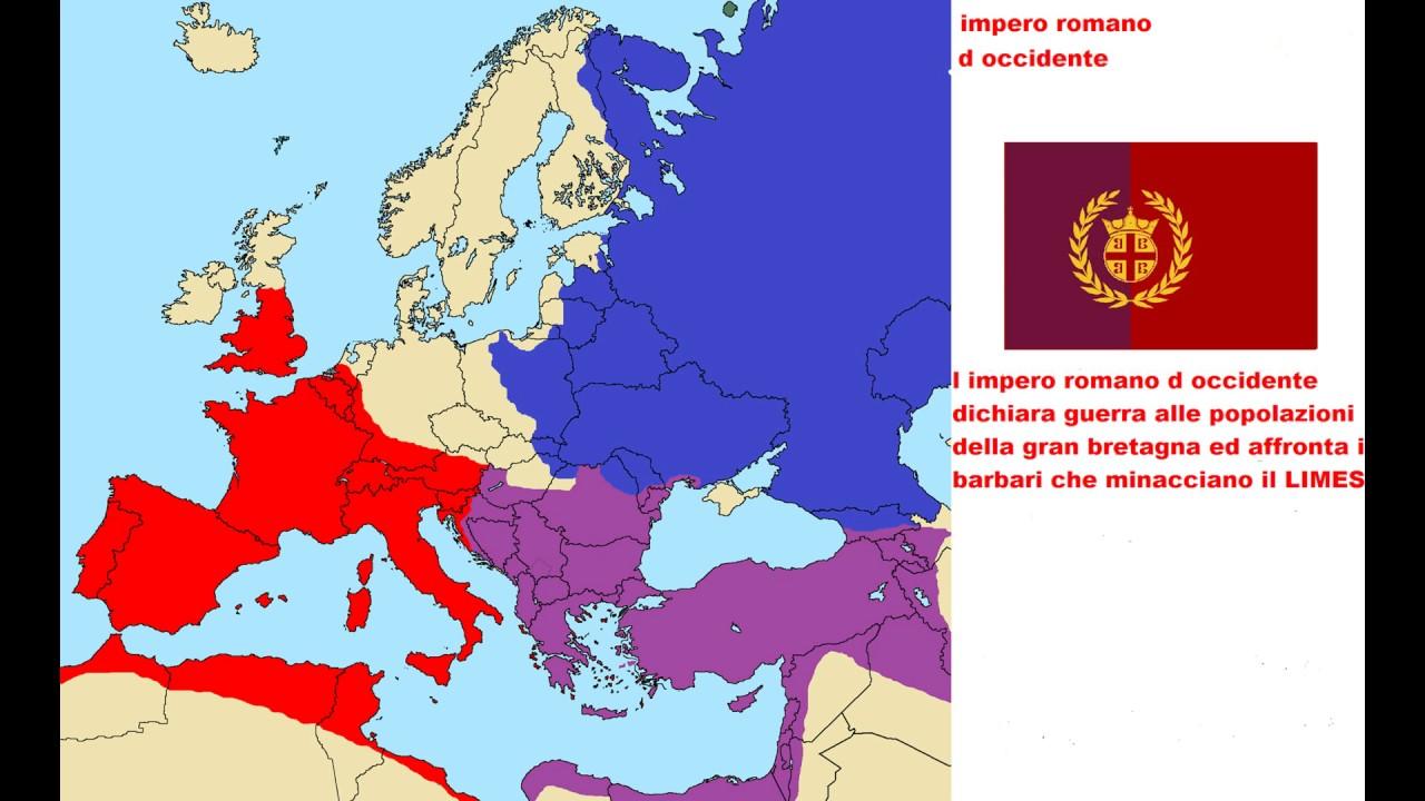 Caduta dell'Impero romano: avvenimenti e cause - …