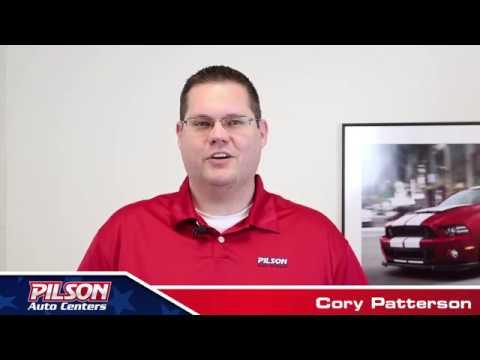 Pilson Auto Center Mattoon >> Meet Cory Patterson Pilson Auto Center Mattoon Il