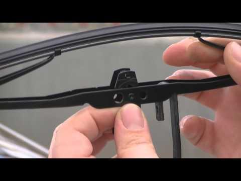 Cómo cambiar un limpiaparabrisas   Arreglos de coches