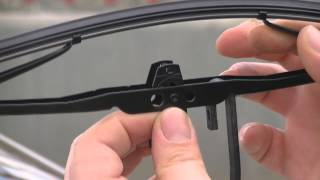 Cómo cambiar un limpiaparabrisas | Arreglos de coches