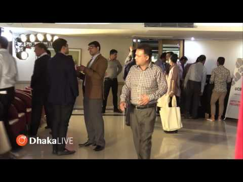 Press Conference of Dhaka Apparel Summit 2017