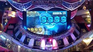 【メダルゲーム】MAX 9999枚のジャックポットチャンス集 Ⅱ【グランドクロス】