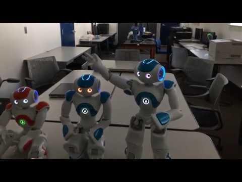 Robô passa no teste de autoconsciência; confira