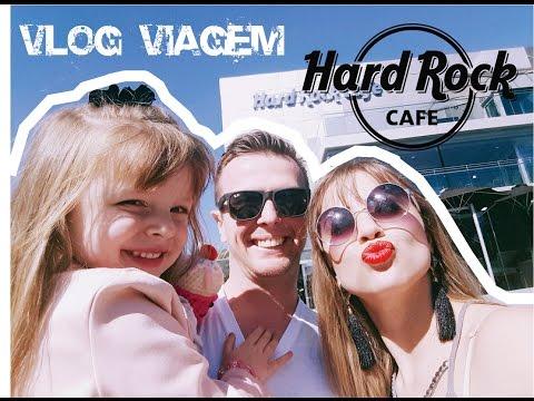 Vlog Hard Rock Café Curitiba