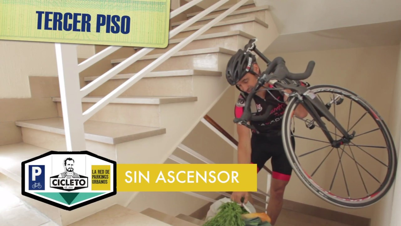 Olvidate De Subir La Bici Por Las Escaleras Aparca Ya En