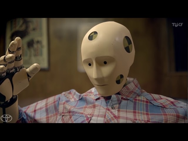 Toyota - New Gig (Toyota Safety Sense Crash Test Dummies)