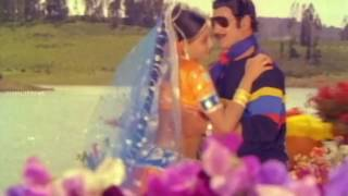 Ee Gaalilo Full Video Song || Agni Parvatam Movie || Krishna, Radha, Vijayashanti