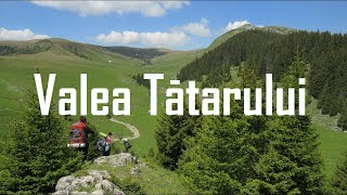 MUNȚII BUCEGI - Valea Tătarului - Vârful Tătaru - Cabana Padina