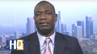 "Dikembe Mutombo talks ""Who wants to sex Mutombo?"""
