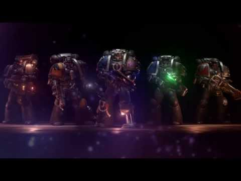 Warhammer 40,000: Deathwatch - Enhanced Edition [PC Trailer]
