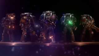 Warhammer 40,000: Deathwatch - Enhanced Edition [PC Trailer]