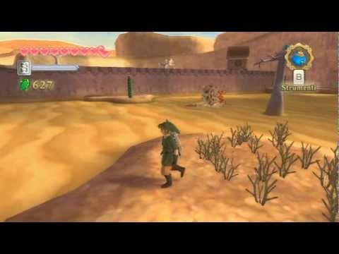 The Legend of Zelda: Skyward Sword - 100% Walkthrough ITA - Parte 15 di 54