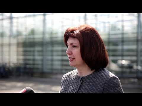 С визитом на Гомельщине находится глава Администрации Президента Беларуси Наталья Кочанова