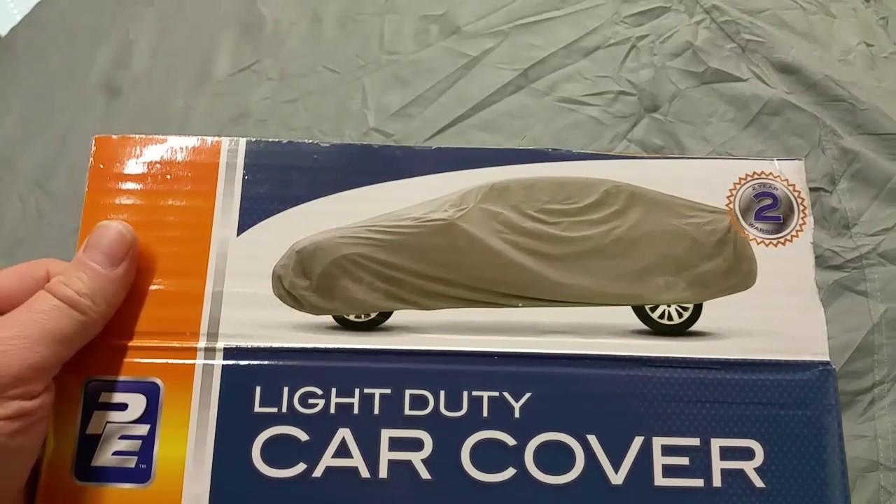 Pro ELITE Cover On My 2016 Honda Civic Sedan