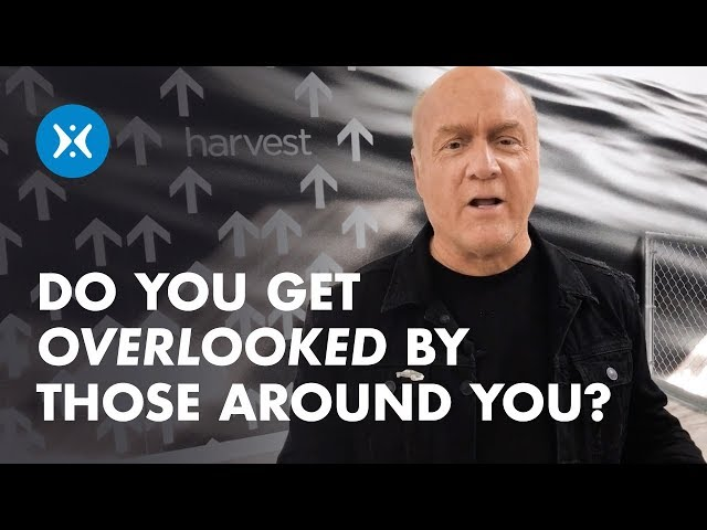 Do You Always Get Overlooked by Those Around You?
