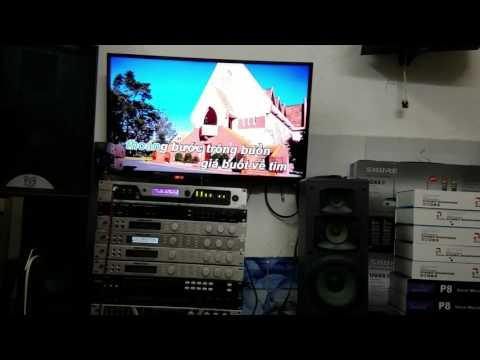 Đầu KTS DVB-T2 + Karaoke + Mixer Số Theta K6