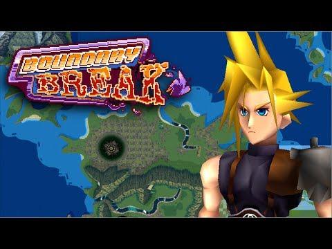Off Camera Secrets   Final Fantasy VII - Boundary Break