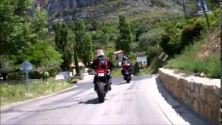 Castellane,Moustiers,les gorges du verdon
