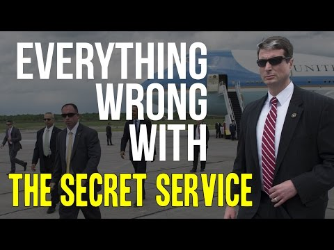 Everything Wrong With The Secret Service