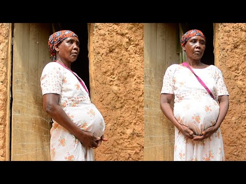 She has been pregnant for 45 years   a 70-year-old woman shocked the world