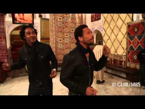 DLEE and Gary Dourdan - Morocco Acapela