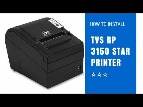 TVS RP 3160 PRINTER WINDOWS DRIVER DOWNLOAD
