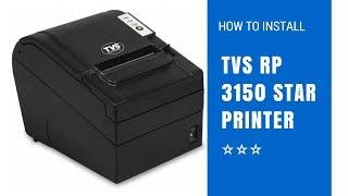 Tvs Thermal Printer Rp 3160 Star Driver Download Win 10