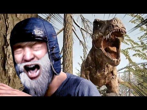 배그 설원맵에는 공룡이 있다?! [신규맵 비켄디 리뷰&플레이] 풍월량