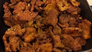 How To Make The Best Vegan Fried Chicken Easy