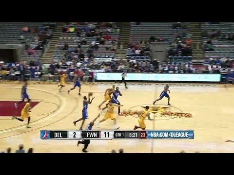 Josh Akognon Scores 29 points vs. Fort Wayne Mad Ants