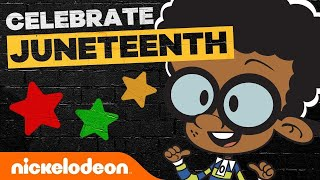 What is Juneteenth? Celebrating with Clyde from The Loud House! | Nick
