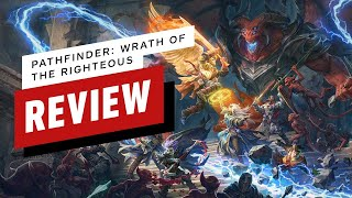 Pathfinder: Wrath of the Righteous Review (Video Game Video Review)