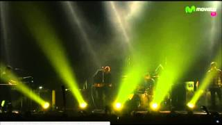 Alain Johannes Band @ Santiago, Chile 2014 (Full set)
