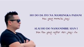 Download Holan Di Angan Angan - Dorman Manik ( Lirik Terjemahan Batak )