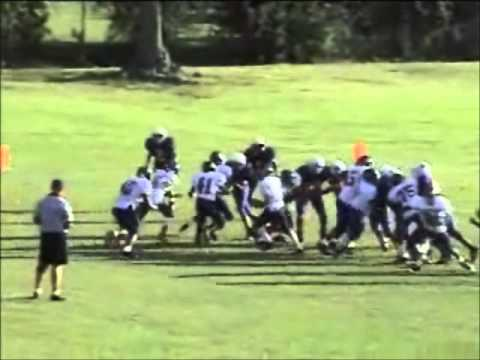 Belle Place Middle School Football
