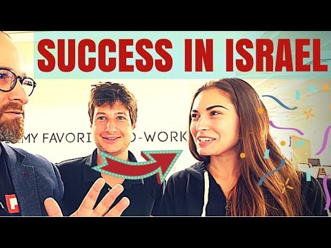 An Israel Success Story: From Loner to Facebook Data Engineer!  #183