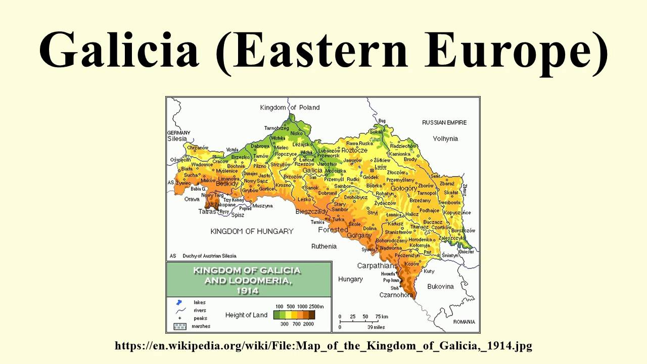 Galicia Eastern Europe Youtube