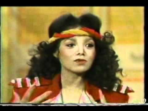 La Toya Jackson Interview from 1984