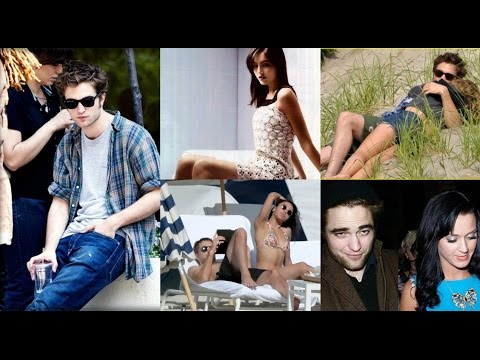 Girls Robert Pattinson Dated