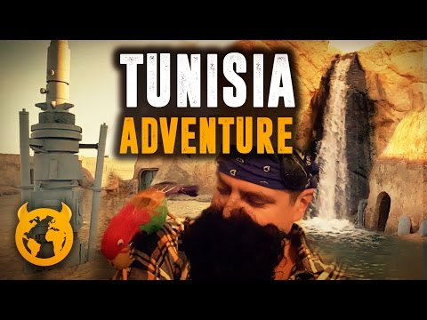 Epic Tunisia Adventure!  | Naughty Nomad